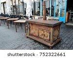 jaffa  israel   september 09 ... | Shutterstock . vector #752322661