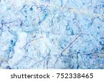 colorful marble texture... | Shutterstock . vector #752338465