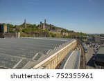 edinburgh  scotland   26th may... | Shutterstock . vector #752355961