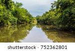 nature background | Shutterstock . vector #752362801