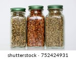 Three Jars Of Spices