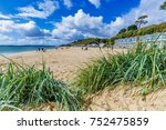 Bournemouth Beach View On A...