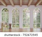 Scandinavian Living Room 3d...