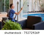 window cleaning services | Shutterstock . vector #752729269