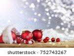 Christmas Ornaments And Santas...
