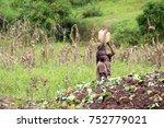 muhanga  rwanda   circa july... | Shutterstock . vector #752779021