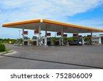 nakhon pathom thailand  octoder ... | Shutterstock . vector #752806009