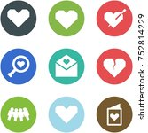 origami corner style icon set   ... | Shutterstock .eps vector #752814229