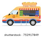 vector illustration of a... | Shutterstock .eps vector #752917849