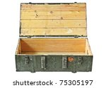 Vintage Box Of Ammunition...