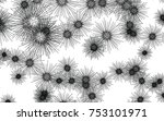 light colored vector template... | Shutterstock .eps vector #753101971