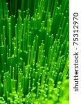 fiber optics   Shutterstock . vector #75312970