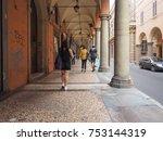 bologna  italy   circa... | Shutterstock . vector #753144319