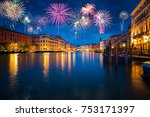 Fireworks At The Grand Canal...