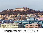 Skyline Of Brno With Spilberk...