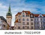 Tower Of Old Town Hall And...