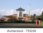 nepal's royal palace | Shutterstock . vector #753230