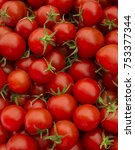 Delicious Red Tomatoes. Summer...