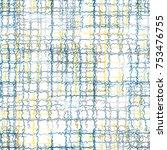 seamless pattern patchwork... | Shutterstock . vector #753476755