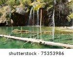 Hanging Lake  Clear Green Water ...