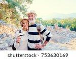 more opportunities for travel.... | Shutterstock . vector #753630169