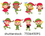 Group Of Elf