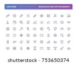 15. set of 60 line icons....