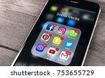 sankt petersburg russia...   Shutterstock . vector #753655729