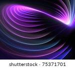 A Spiraling Fractal Design Tha...