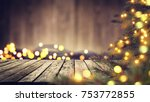 a table with space for your... | Shutterstock . vector #753772855