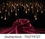 luxury style background ... | Shutterstock .eps vector #753774727