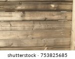 grunge texture   old wood... | Shutterstock . vector #753825685