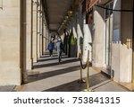 paris  france    november 7 ... | Shutterstock . vector #753841315