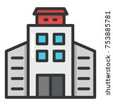 adjoining blocks of residential