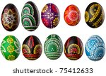 Hand Painted Easter Eggs...