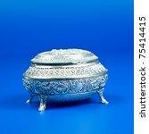 Casket For Jewelry