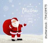 vector illustration of a... | Shutterstock .eps vector #754159975