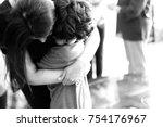 A Mommy Hugging Her Little Boy