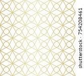 abstract golden  background... | Shutterstock .eps vector #754208461