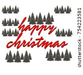 Small photo of christmas background simple banner
