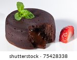 Chocolate Fondant With...