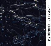 abstact background   steel... | Shutterstock . vector #754315249