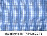 background texture. silk fabric ... | Shutterstock . vector #754362241
