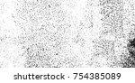 vintage monochrome black and... | Shutterstock . vector #754385089