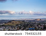 auckland  new zealand  ... | Shutterstock . vector #754532155