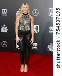 brooke ence at the world... | Shutterstock . vector #754537195