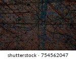 multicolor grunge background...   Shutterstock . vector #754562047
