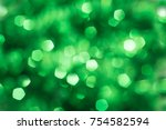 Defocused Abstract Green...