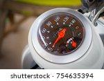 Motorcycle Speedometer...