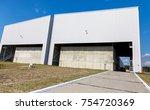 modern technological complex ...   Shutterstock . vector #754720369